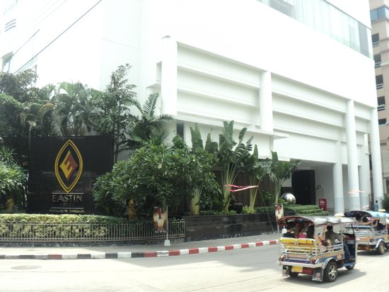 Eastin Hotel Makkasan: Eastin Hotel 30032013