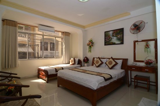 New York Thien Phuc Hotel: The Family Room