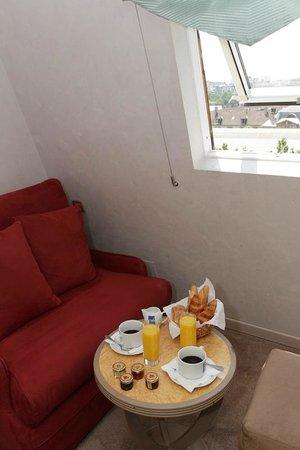 Hotel La Comtesse: Junior Suite