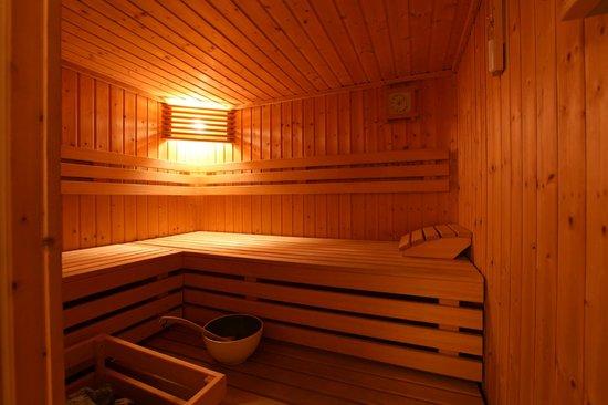 Villa Des Impressionnistes : Sauna en supplément