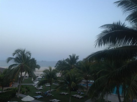 Hilton Salalah: View from Balcony