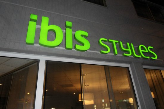 Ibis Styles Grenoble Centre Gare: IBIS STYLES Hôtel