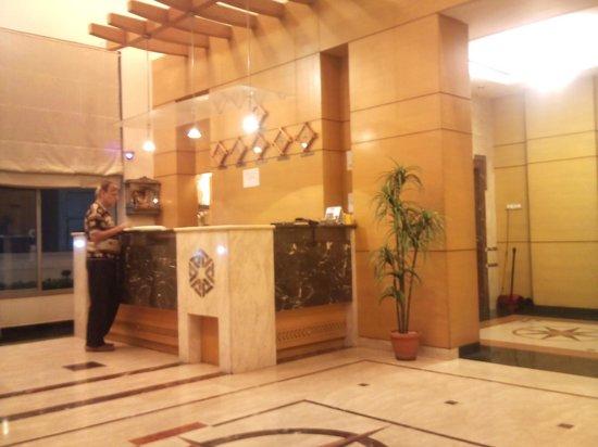 Ambassador Hotel : Reception