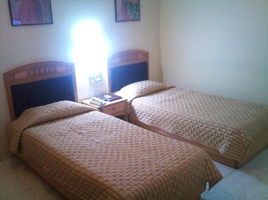 Ambassador Hotel : Room 4