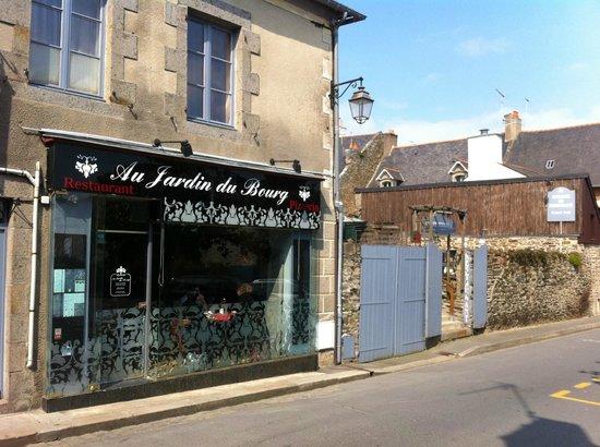 Le Jardin Du Bourg Cancale Restaurant Reviews Phone