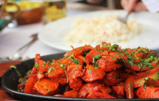 Raj Villa Indian Restaurant Ware