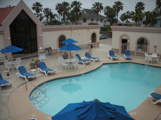 BEST WESTERN Port Aransas : Small but not crowded