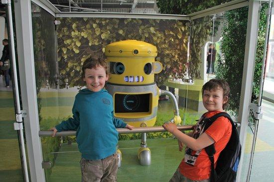 Eureka! The National Children's Museum: A modern dusty bin?