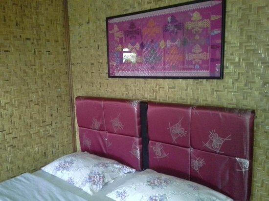 Pondok Senaru Cottages: Bedroom