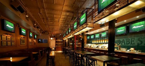 Best sports Bar around. I'm serious - Review of Bounce ...