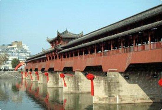 Jinhua Hotspring Dragon Pond Foto