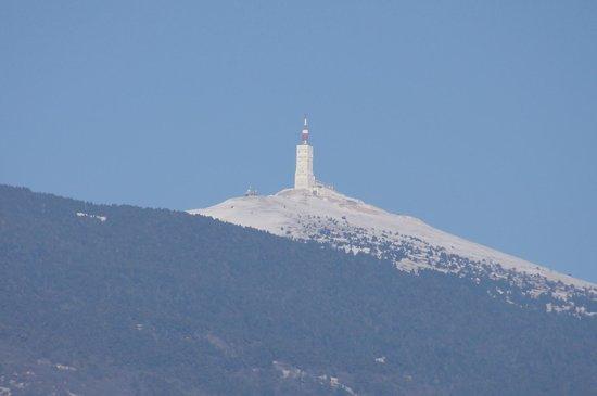 La Maison d'Aurette : Mont Ventoux