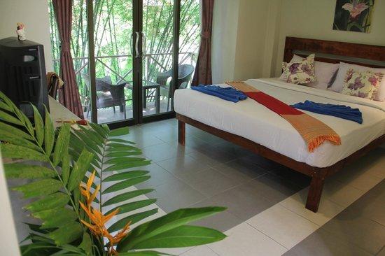 Khao Sok Green Valley Resort: Honey moon sweet