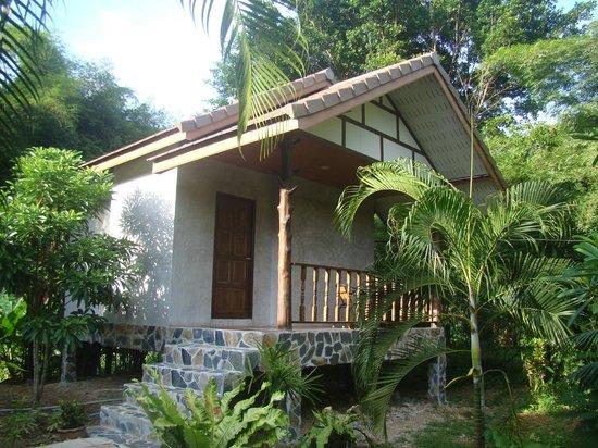 Khao Sok Green Valley Resort: Room surrounding