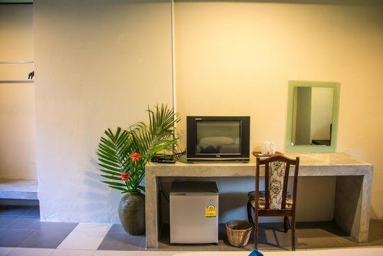 Khao Sok Green Valley Resort: Facilities in the room