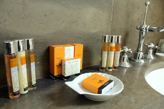 Hotel Prinsenhof Bruges: toiletries