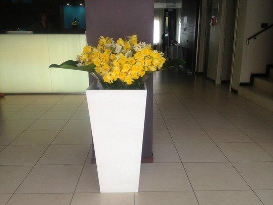 Hotel Belvedere: Lobby