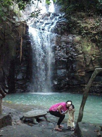 Lison Valley Waterfalls