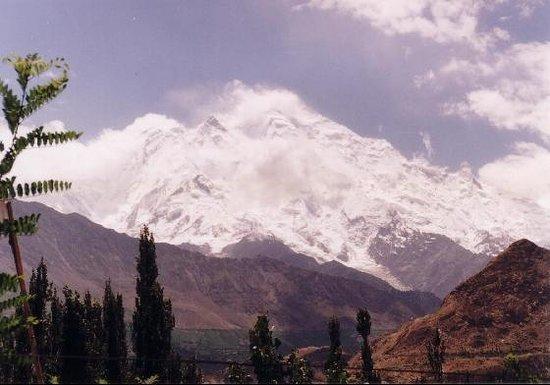 Karakoram Mountains Foto