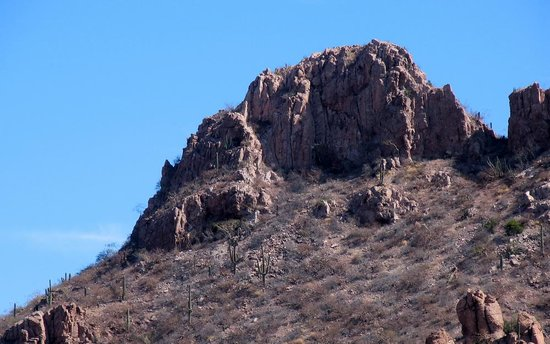 Barajitas Canyon