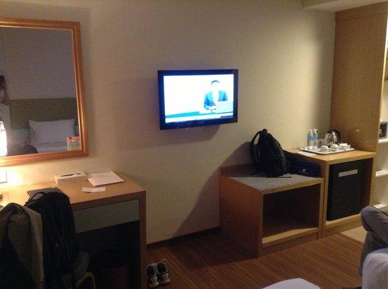 The Pavilion Hotel: Standard amenities