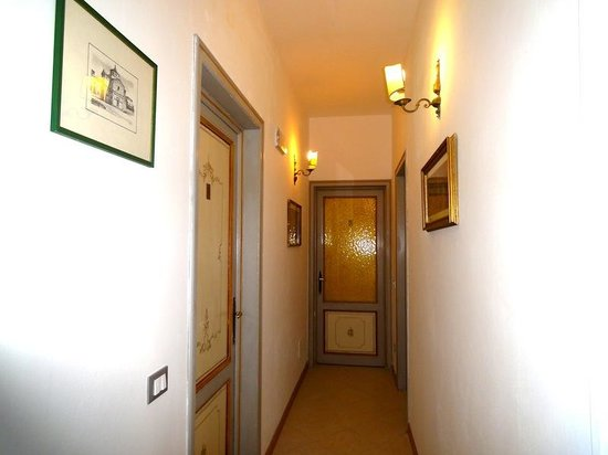 B&B Le Contesse Florence: Interior