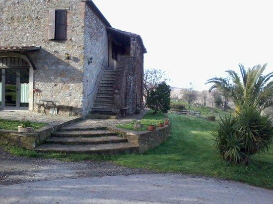 Azienda Agrituristica Bio Le Macchie Alte: casale
