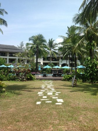 Khaolak Orchid Beach Resort: From the grounds