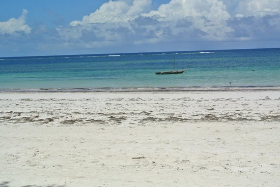 The Sands at Nomad: The hotel's beach