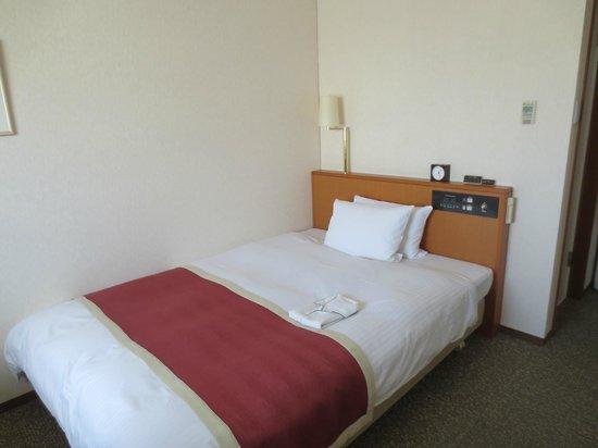 Richmond Hotel Kagoshima Kinseicho: ちっとひろめの部屋