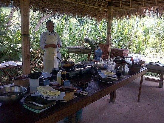 Alila Manggis: cooking school