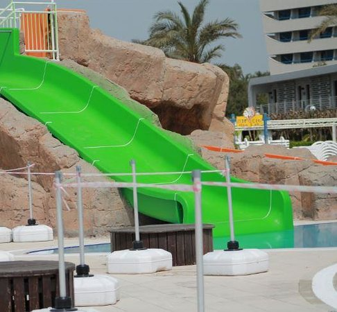 Miracle Resort Hotel: Kids pool