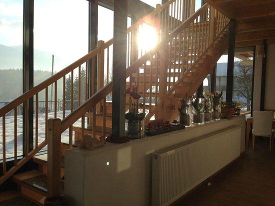 Landhaus Knura: Ingresso all'hotel