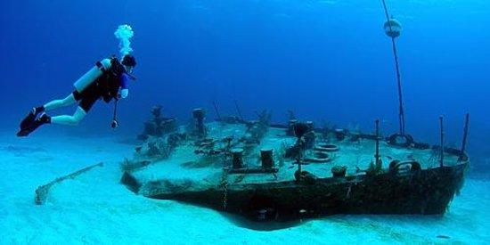 Balboa Wreck Grand Cayman Cayman Islands Top Tips