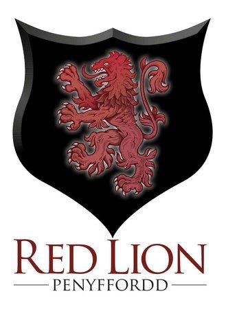 Red Lion Penyffordd Logo