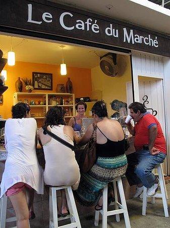 Le Cafe du Marche