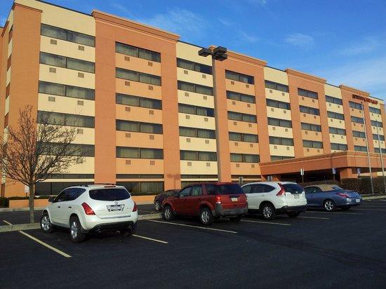 Harrisburg Hotel: Wyndham Garden