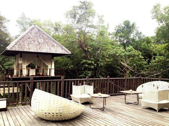 Gaya Island Resort: Spa Village