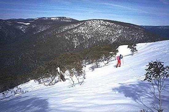 Mount Franklin Foto