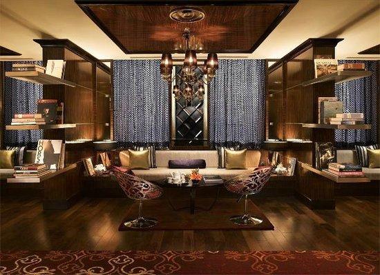 Sofitel Mumbai BKC : Club Millésime – Business Lounge