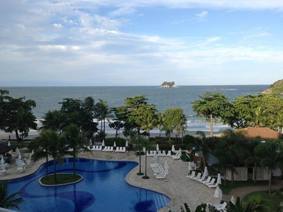 Sofitel Guaruja Jequitimar: hotel stay April