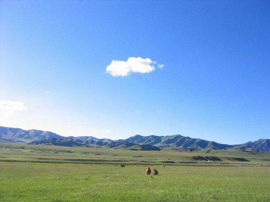 Ganjia Grassland