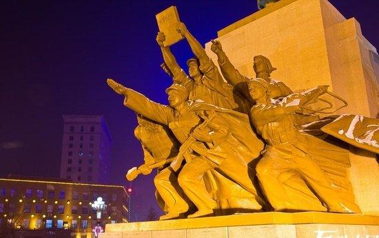 Shenyang Zhongshan Square
