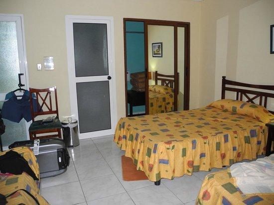 Villa Islazul Yaguanabo: simple