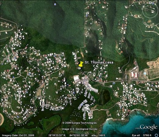 Google Map Zunzun Massage & Spa Center St Thomas USVI ...