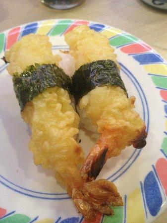 Ganko Sanjo Honten: Sushi