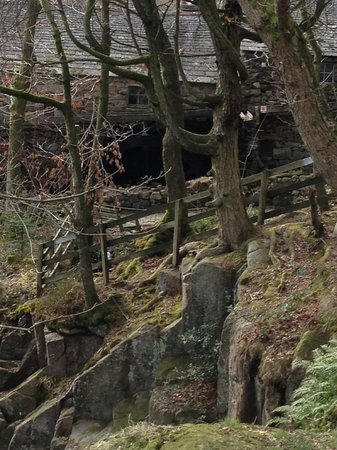 Ravenglass and Eskdale Railway: The Old Corn Mill
