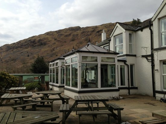 Ravenglass and Eskdale Railway: The Boot Inn at Boot