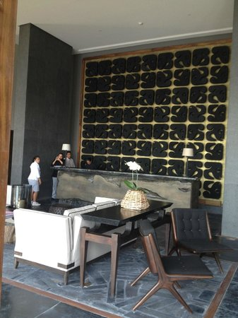 NIZUC Resort and Spa : front desk