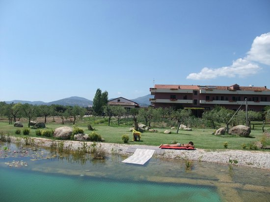 Iscairia Country House - Agriturismo: panoramica